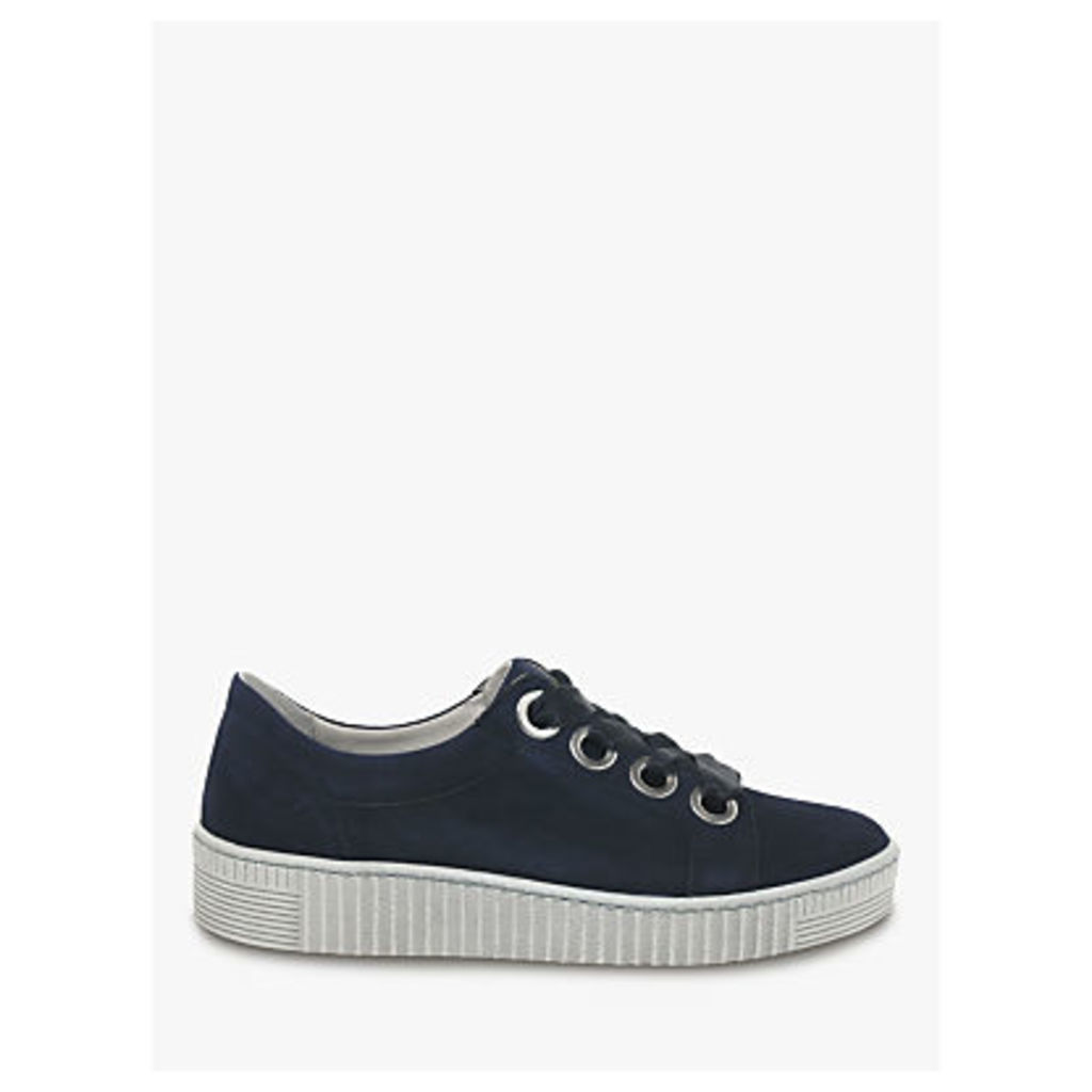 Gabor Wright Low Top Trainers