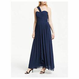 Y.A.S Molly Cross Strap Maxi Dress, Night Sky