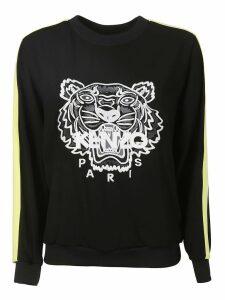 Kenzo Tiger Paneled Sweatshirt