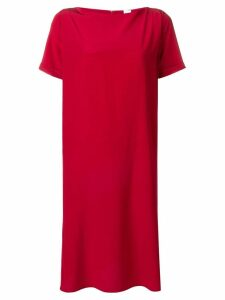 Aspesi shift dress - Red