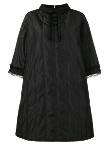 Mm6 Maison Margiela padded shift dress - Black