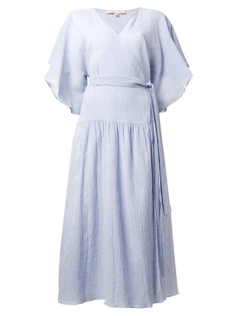 Vanessa Bruno mid-length day dress - Blue