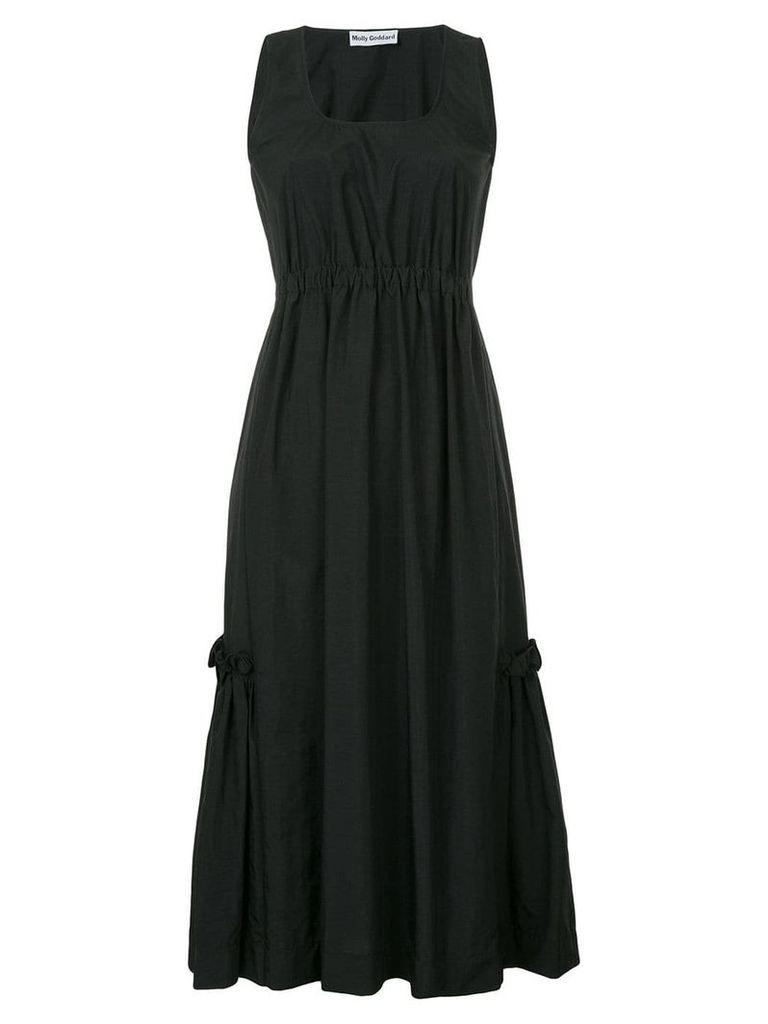 Molly Goddard flared dress - Black