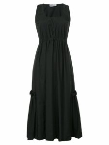 Molly Goddard flared dress - Black