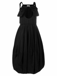 JW Anderson utility pocket balloon dress - Black