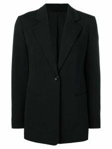 Joseph crepe blazer - Black