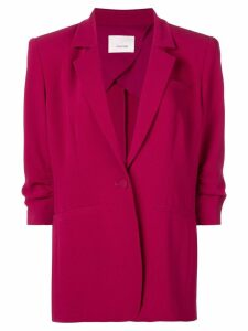 Cinq A Sept Khloe blazer - Red