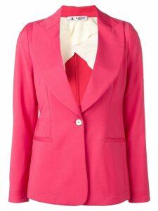 Barena tailored blazer jacket - Pink