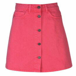 Noisy May Sunny Denim Skirt