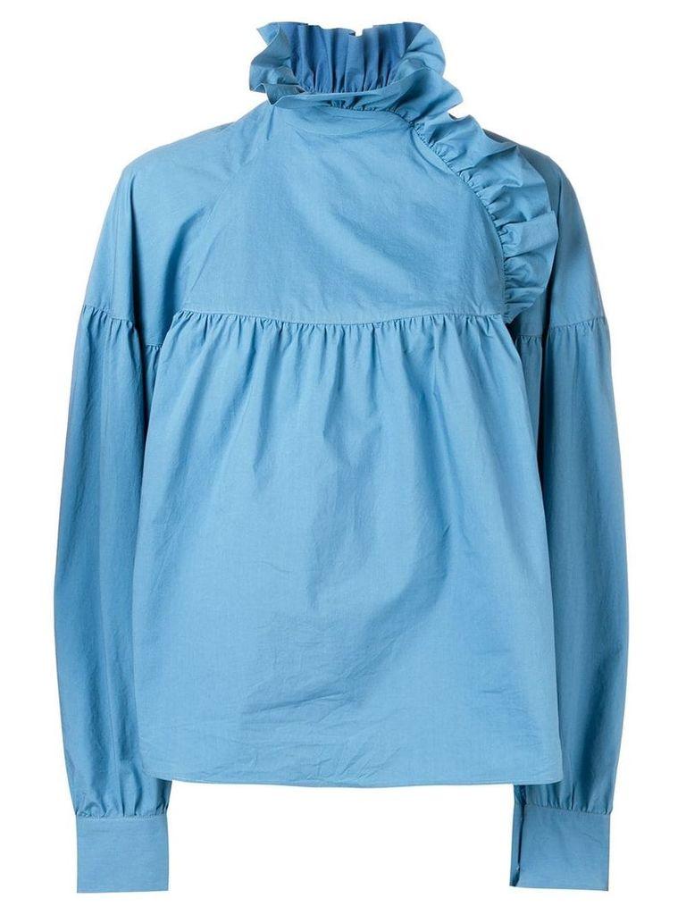 Melampo Ragan top - Blue