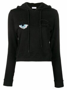 Chiara Ferragni iconic Eye hoodie - Black