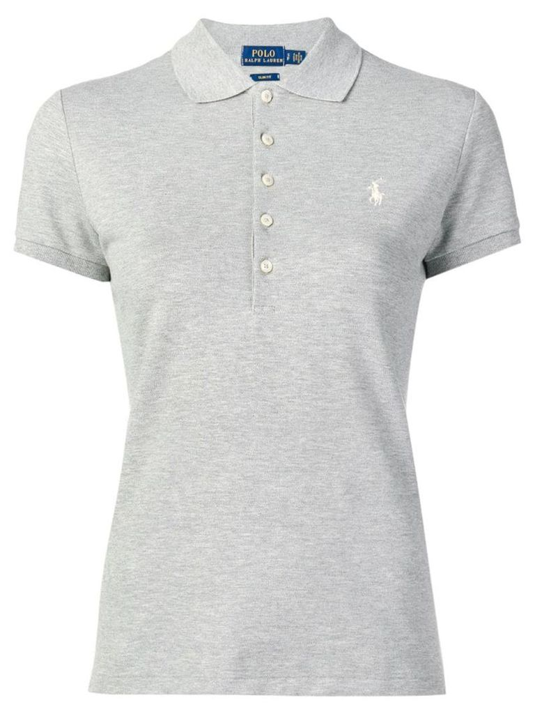 Polo Ralph Lauren short sleeved polo top - Grey