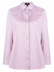 Theory loose fit shirt - Purple