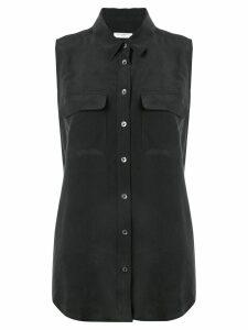 Equipment sleeveless shirt - Black