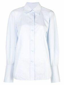 Khaite loose fit shirt - Blue