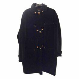 Velvet dufflecoat