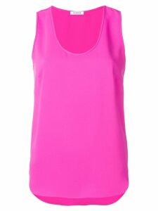 P.A.R.O.S.H. scoop neck vest top - Pink