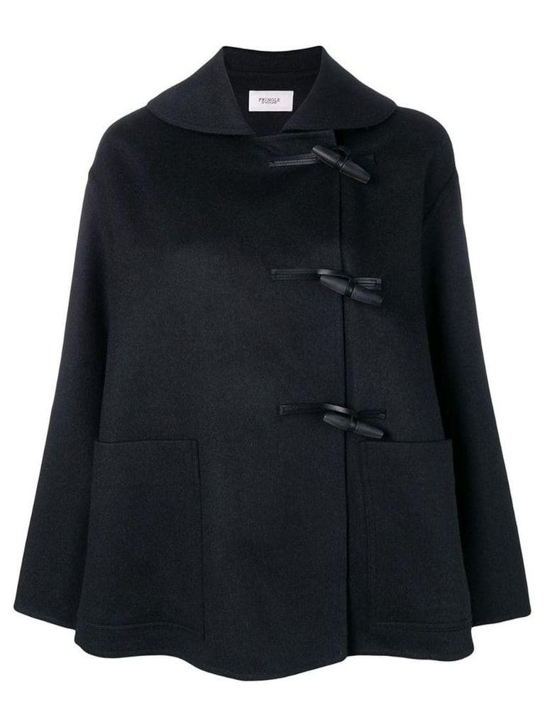 Pringle Of Scotland duffle jacket - Blue