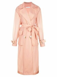 Rejina Pyo belted trench coat - Pink
