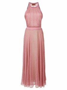 Missoni glitter mesh dress - Pink