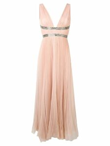Maria Lucia Hohan Penelope dress - Neutrals