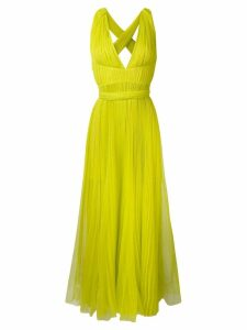 Maria Lucia Hohan Margo gown - Yellow