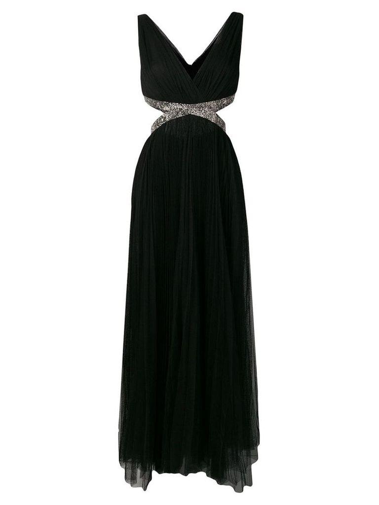 Maria Lucia Hohan Juliet dress - Black