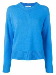 Pringle Of Scotland cosy cashmere jumper - Blue