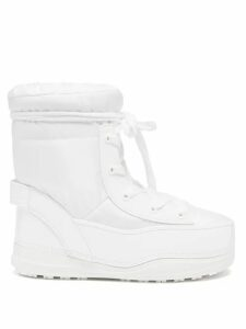 Prada - Roll Neck Cashmere Blend Sweater - Womens - Camel