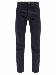 Saloni - Lea Floral Embroidered Silk Dress - Womens - Pink Silver
