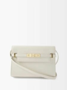 Calvin Klein 205w39nyc - Gathered High Rise Bubble Hem Skirt - Womens - Black