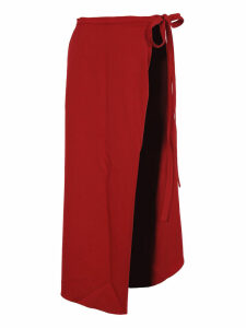 Y/project Y/project Asymmetric Wrap Skirt