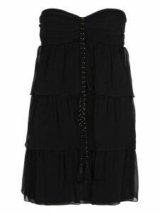 Saint Laurent Saint Laurent Bustier Dress