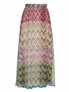 Missoni Sheer Skirt