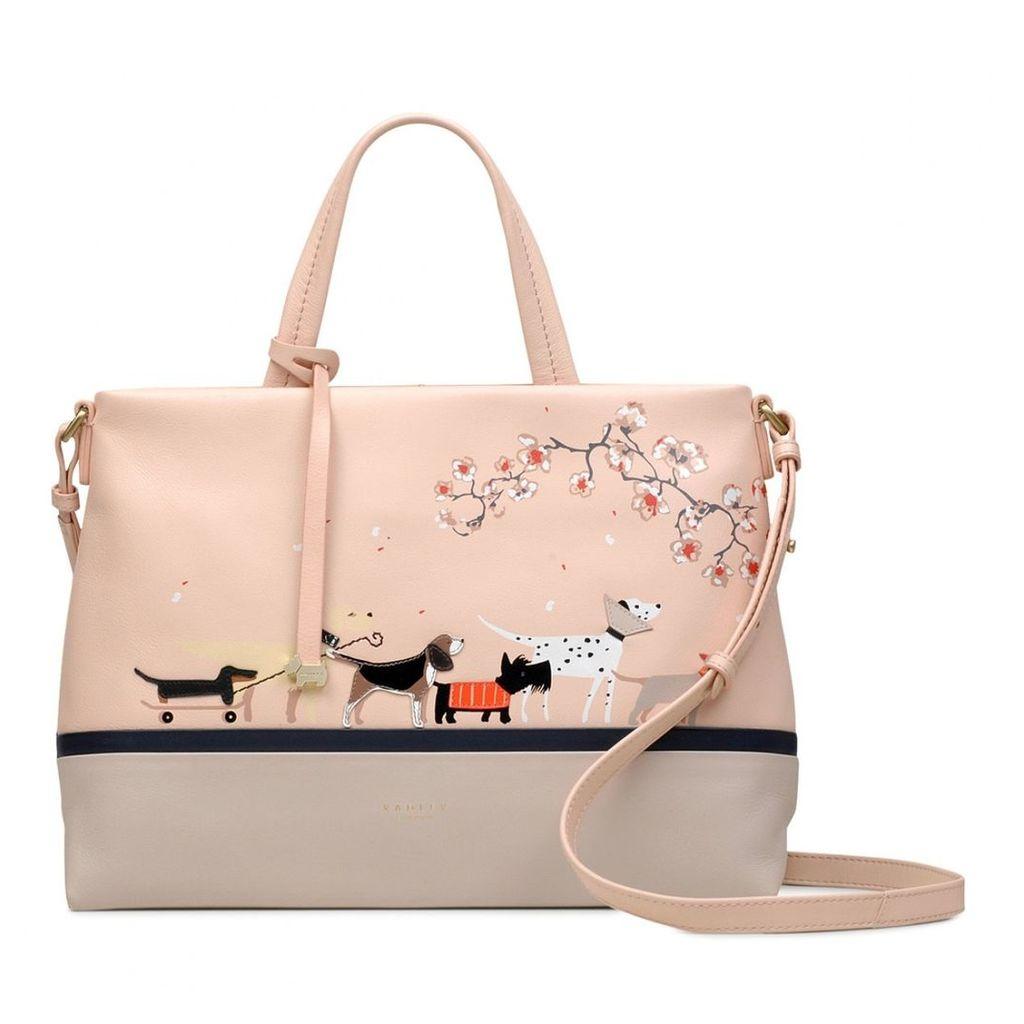 Radley London Radley & Friends Medium Zip-Top Multiway Grab Bag