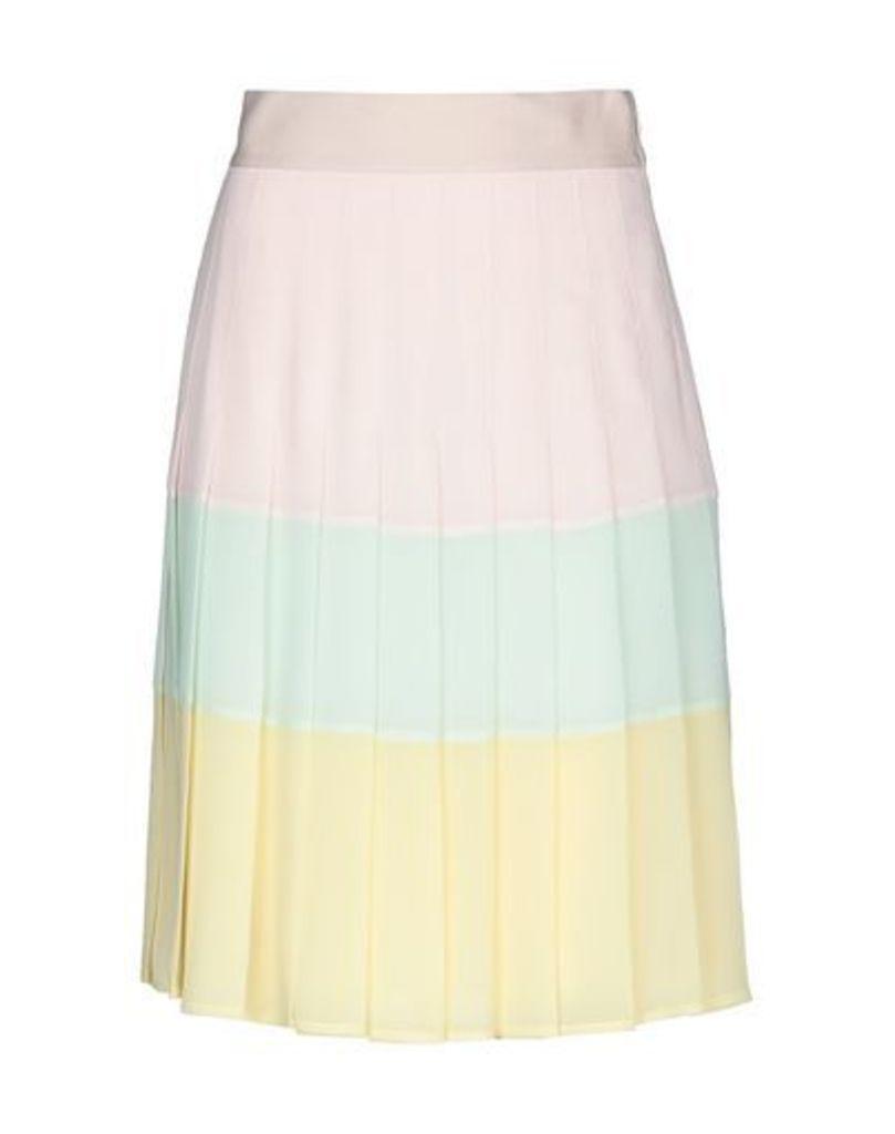 EDWARD ACHOUR SKIRTS Knee length skirts Women on YOOX.COM