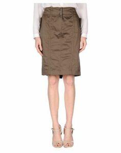 CLIPS MORE SKIRTS Knee length skirts Women on YOOX.COM