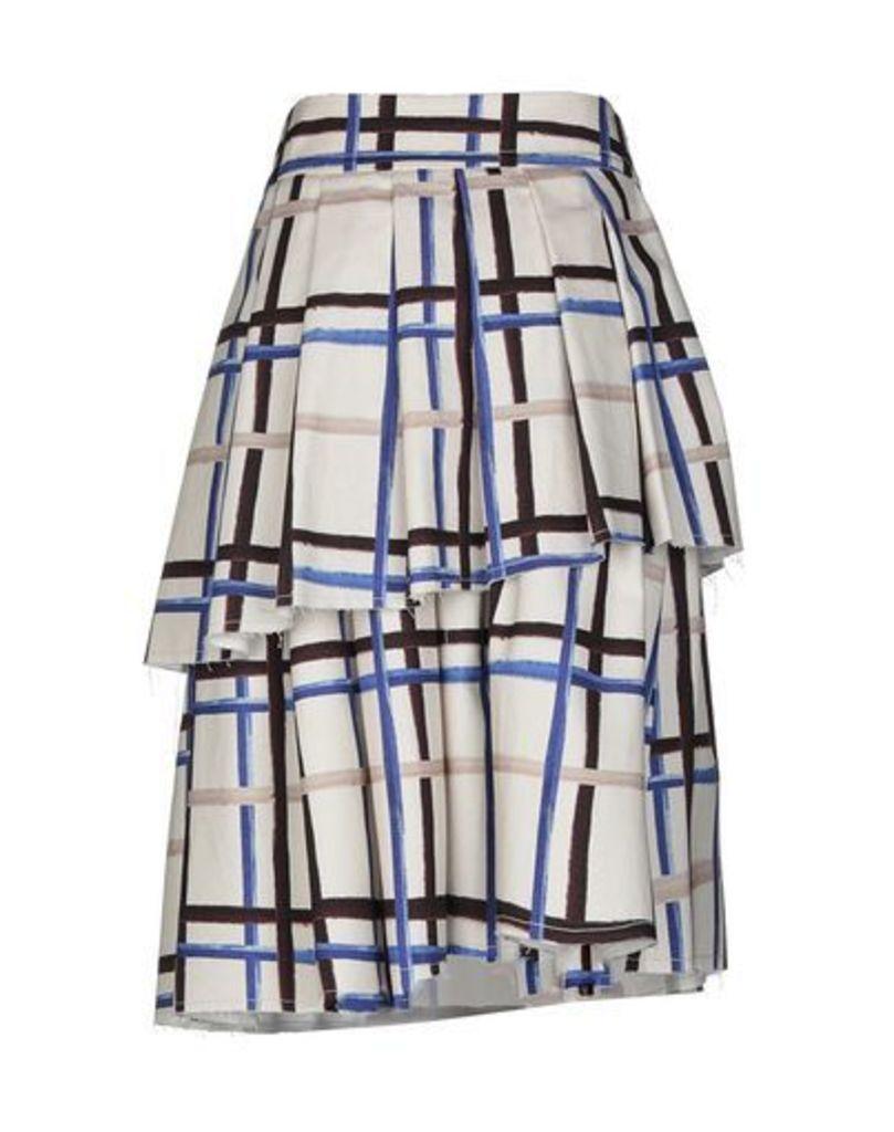 GOLD CASE SKIRTS 3/4 length skirts Women on YOOX.COM