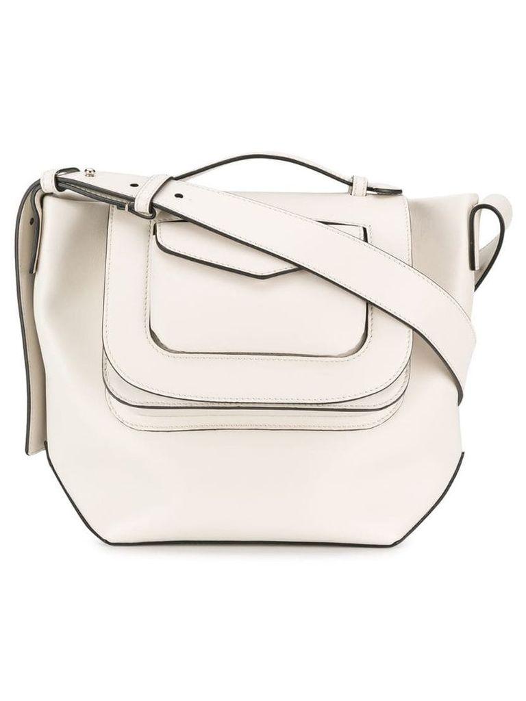 Stée Ruth shoulder bag - White