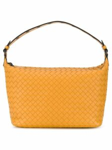 Bottega Veneta intrecciato shoulder bag - Yellow