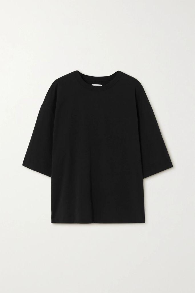 Jacquemus - Capri Fringed Bouclé Midi Skirt - Black
