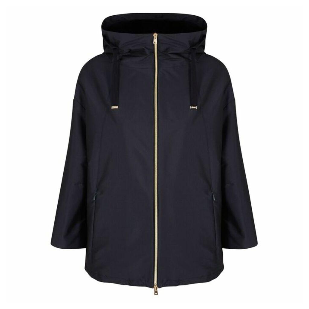 Herno Navy Shell Jacket