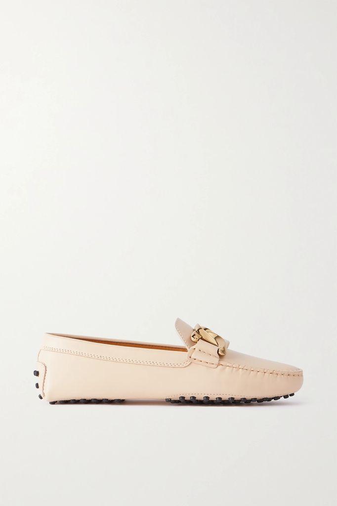 Valentino - Grain De Poudre Wool Mini Dress - Red