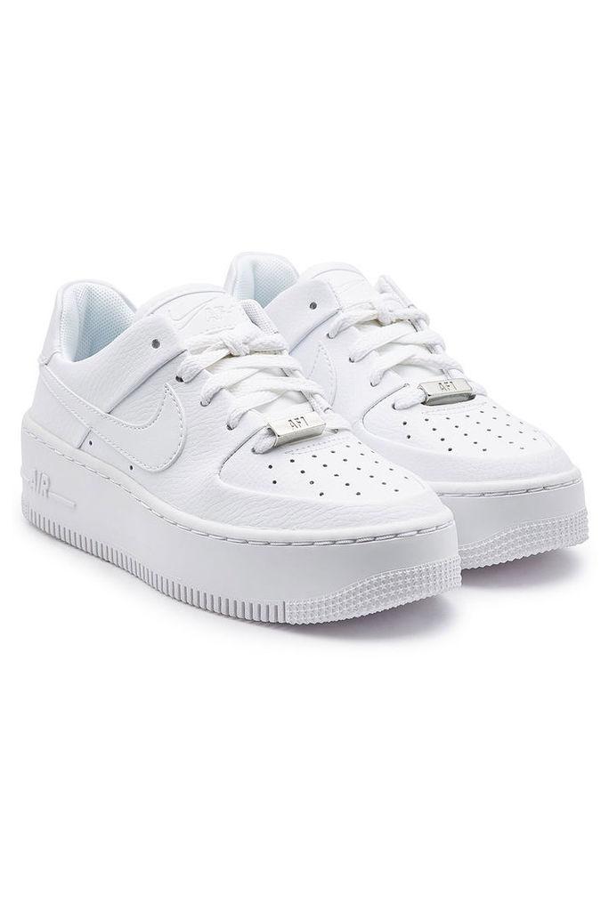 Nike AF1 Sage Leather Sneakers