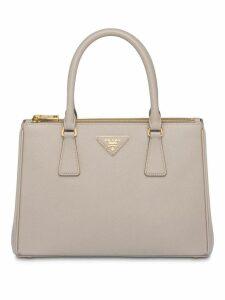 Prada Galleria tote bag - Metallic
