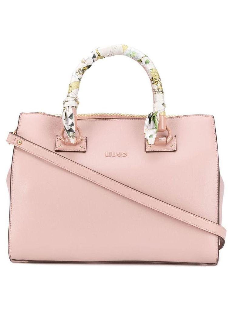 Liu Jo Lotus tote - Pink