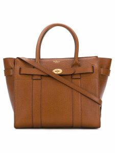 Mulberry Bayswater tote bag - Brown