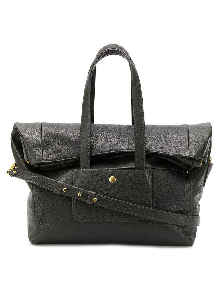 Jérôme Dreyfuss oversized tote bag - Grey