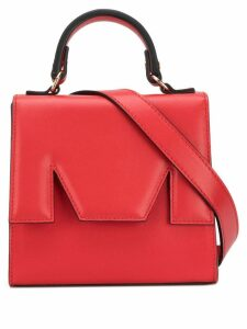 MSGM M belt bag - Red