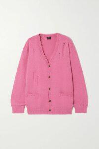 Oscar de la Renta - Strapless Ruched Silk-faille Mini Dress - Yellow